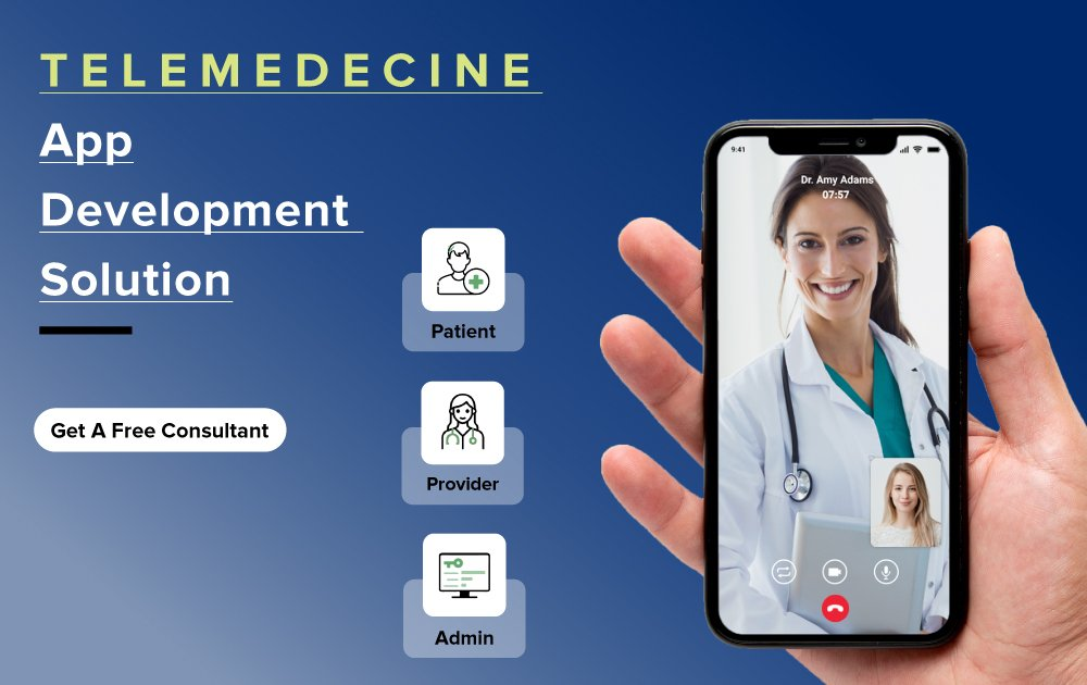 Telemedicine Application Development Startup